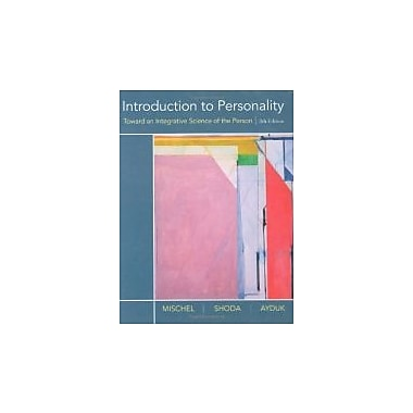 Introduction to Personality: Toward an Integrative Science of the Person, New Book (9780470087657)