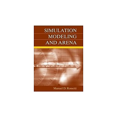 Simulation Modeling and Arena, Used Book (9780470097267)