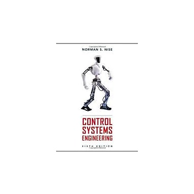 Control Systems Engineering, Used Book (9780470547564)