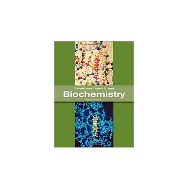 Biochemistry, 4th Edition, New Book (9780470570951)