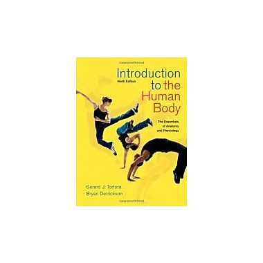 Introduction to the Human Body, New Book, (470598921)