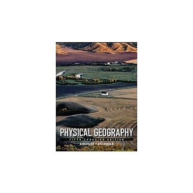 Physical Geography (Canadian), New Book (9780470678855)