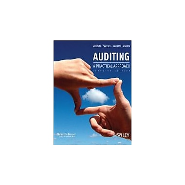 Auditing: A Practical Approach, Used Book (9780470678909)
