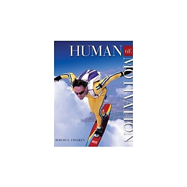 Human Motivation (with InfoTrac 1-Semester Printed Access Card), Used Book (9780495090816)