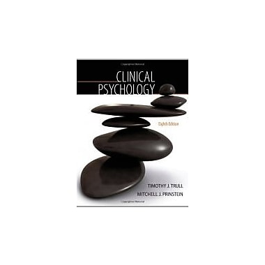 Clinical Psychology, Used Book (9780495508229)