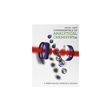 Fundamentals of Analytical Chemistry, Used Book (9780495558286)