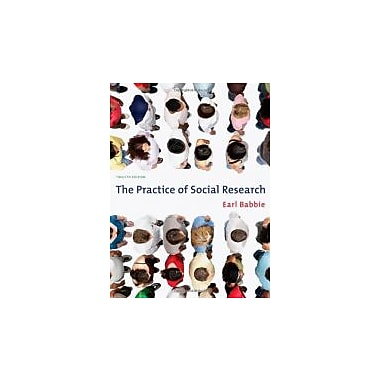 The Practice of Social Research, New Book (9780495598411)
