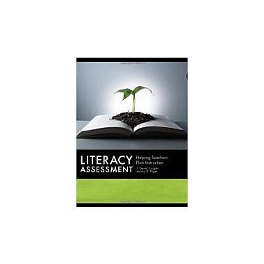 Literacy Assessment: Helping Teachers Plan Instruction, Used Book (9780495813866)