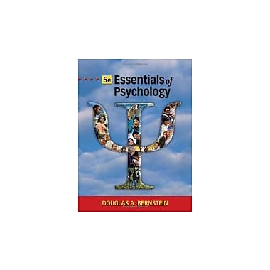 Essentials of Psychology, Used Book (9780495906933)