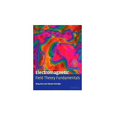 Electromagnetic Field Theory Fundamentals, Used Book (9780521116022)