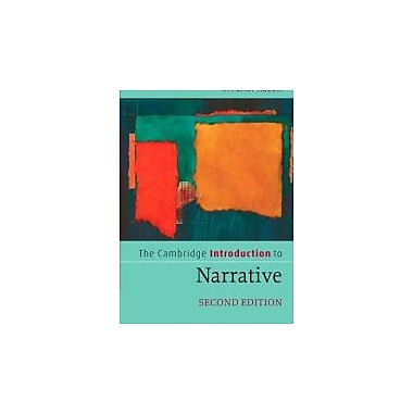 The Cambridge Introduction to Narrative (Cambridge Introductions to Literature), Used Book (9780521715157)
