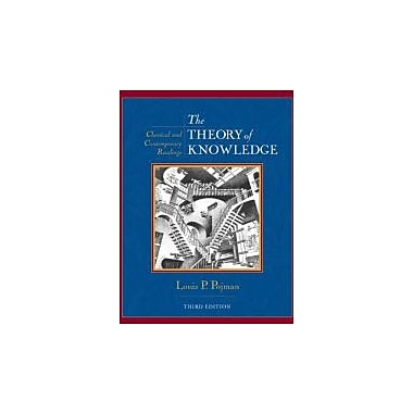 The Theory of Knowledge: Classic and Contemporary Readings, New Book (9780534558222)