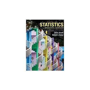 Statistics for the Behavioral Sciences, New Book, (534634036)