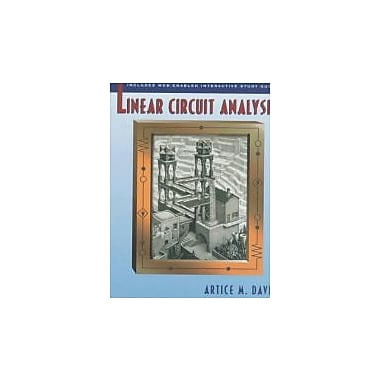 Linear Circuit Analysis, New Book (9780534950958)