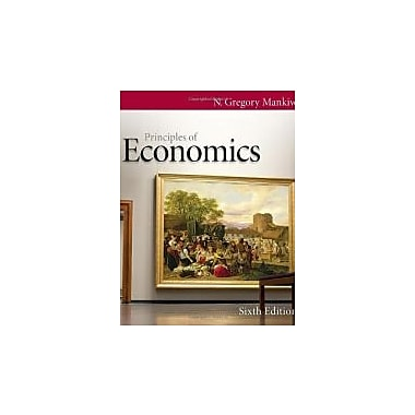 Principles of Economics, Used Book (9780538453059)