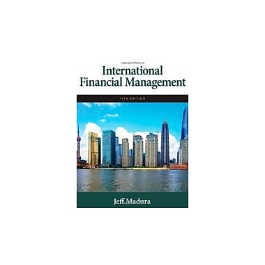International Financial Management, Used Book (9780538482967)