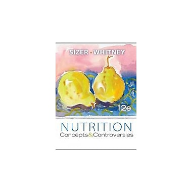 Nutrition: Concepts and Controversies, Used Book (9780538734943)