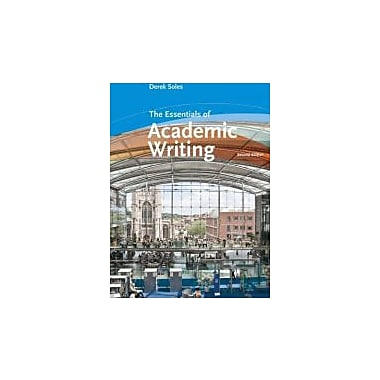 The Essentials of Academic Writing, Used Book (9780547181332)