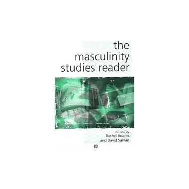 The Masculinity Studies Reader, Used Book (9780631226604)