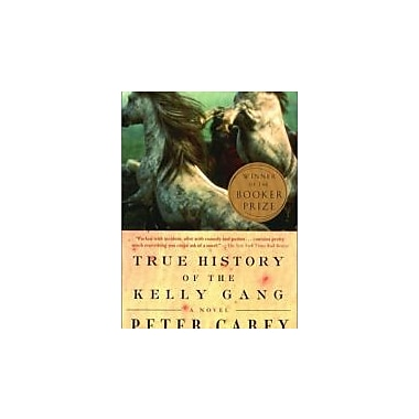 True History of the Kelly Gang, New Book (9780679311270)