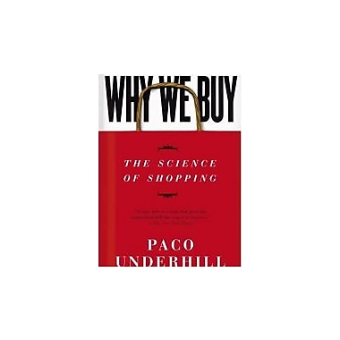 Why We Buy: The Science Of Shopping, Used Book (9780684849140)