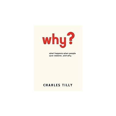 Why?, Used Book (9780691136486)