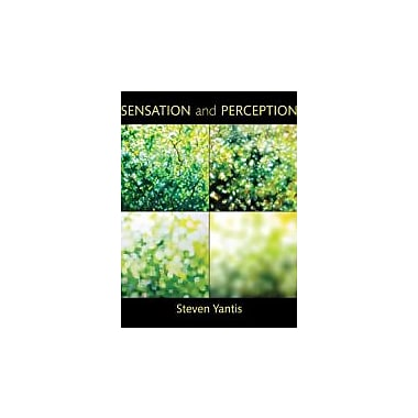 Sensation and Perception, New Book, (716757540)