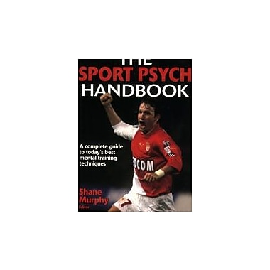 The Sport Psych Handbook, Used Book (9780736049047)