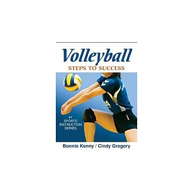 Volleyball: Steps to Success, New Book (9780736063371)