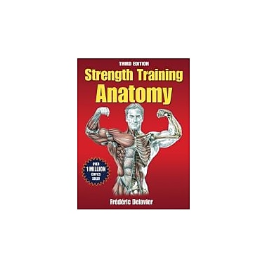 Strength Training Anatomy, 3rd Edition, Used Book (9780736092265)