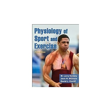 Physiology of Sport and Exercise with Web Study Guide, 5th Edition, New Book (9780736094092)