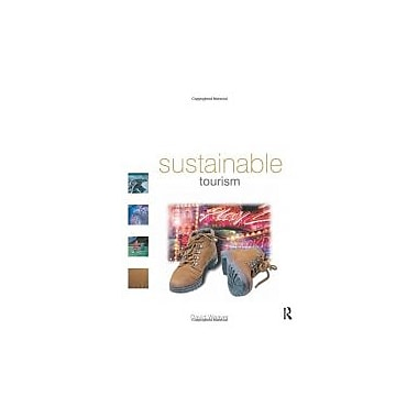 Sustainable Tourism, New Book (9780750664387)