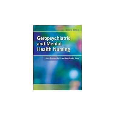 Geropsychiatric And Mental Health Nursing, Used Book (9780763773595)