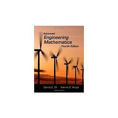 Advanced Engineering Mathematics (Jones and Bartlett Publishers Series in Mathematics. Advance), New Book (9780763779665)