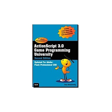 ActionScript 3.0 Game Programming University (2nd Edition), Used Book (9780789747327)