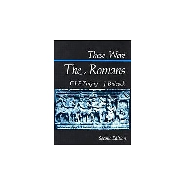 These Were the Romans, New Book (9780802312853)