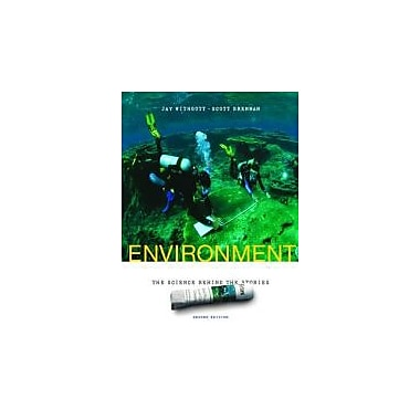 Environment: The Science Behind the Stories (2nd Edition), Used Book (9780805382037)