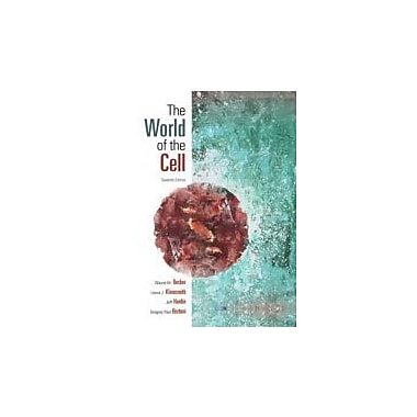 The World of the Cell, 7th Edition, Used Book (9780805393934)