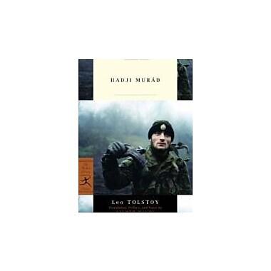 Hadji Murad (Modern Library Classics), New Book (9780812967111)