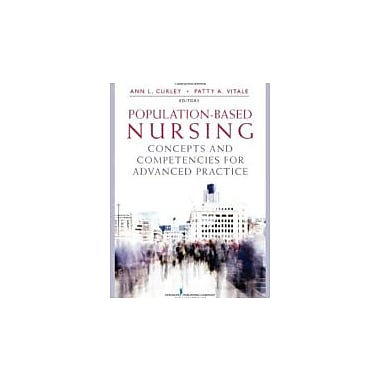 Population-Based Nursing: Concepts and Competencies for Advanced Practice, New Book (9780826106711)