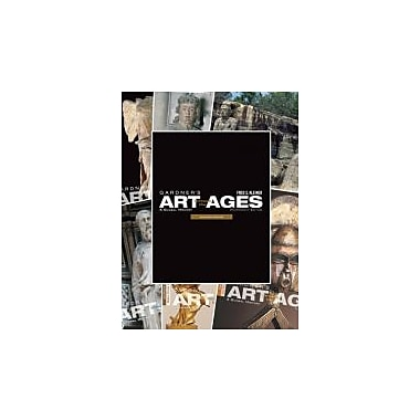 Gardner's Art through the Ages: Backpack Edition, Volumes A-F (with CourseMate Printed Access Card), New Book (9780840030535)