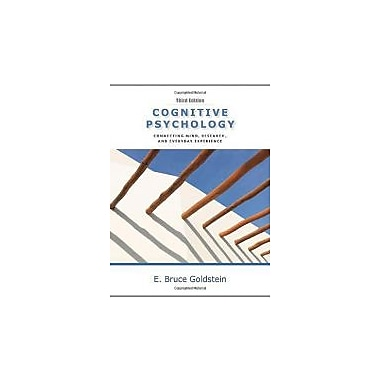 Cognitive Psychology: Connecting Mind, Research and Everyday Experience, New Book (9780840033550)