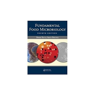 Fundamental Food Microbiology, Fourth Edition, New Book (9780849375293)