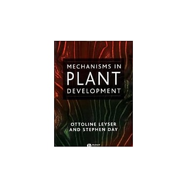 Mechanisms in Plant Development, New Book (9780865427426)