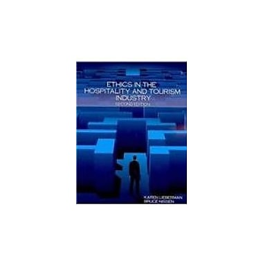 Ethics in the Hospitality and Tourism Industry, Used Book (9780866123280)