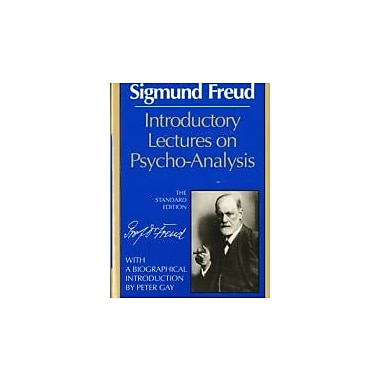 Introductory Lectures on Psychoanalysis, New Book (9780871401182)