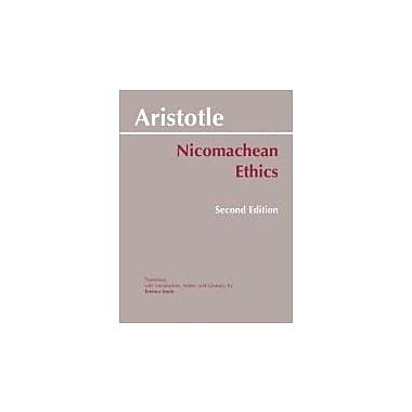 Nicomachean Ethics, New Book (9780872204645)