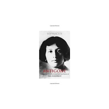 Antigone, Used Book (9780872205710)
