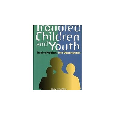 Troubled Children and Youth: Turning Problems into Opportunities, Used Book (9780878224890)