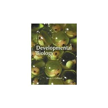Developmental Biology, Ninth Edition (Developmental Biology Developmental Biology), New Book (9780878933846)